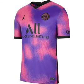 Nike Paris Saint Germain 4th Voetbalshirt 2020-2021 Kids